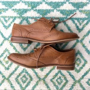 Other - Asos Oxford Brogues in Tan